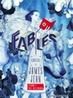 FABLES COVERS: THE COMPLETE COVERS BY JAMES JEAN HC NEW EDITION