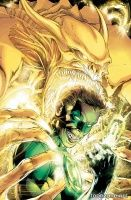 GREEN LANTERN #35 (Ivan Reis and Joe Prado Monsters Variant)