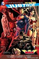 JUSTICE LEAGUE: TRINITY WAR TP