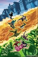 JUSTICE LEAGUE DARK #35