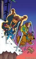 SCOOBY-DOO, WHERE ARE YOU? #50