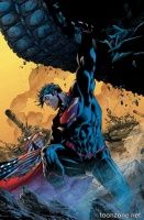 SUPERMAN UNCHAINED DELUXE EDITION HC