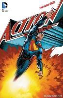 SUPERMAN – ACTION COMICS VOL. 5: WHAT LIES BENEATH HC