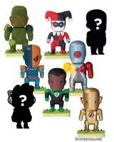 SCRIBBLENAUTS UNMASKED MINI FIGURES BLIND BOXES SERIES 5