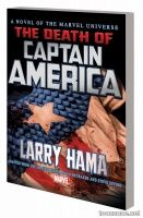 CAPTAIN AMERICA: THE DEATH OF CAPTAIN AMERICA PROSE NOVEL MASS MARKET PAPERBACK