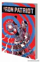 IRON PATRIOT: UNBREAKABLE TPB