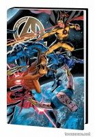 NEW AVENGERS VOL. 4: PERFECT WORLD PREMIERE HC