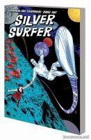 SILVER SURFER VOL. 1: NEW DAWN TPB