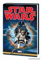 Star Wars: The Original Marvel Years Omnibus HC CHAYKIN COVER
