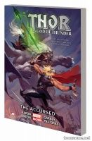 THOR: GOD OF THUNDER VOL. 3 — THE ACCURSED TPB