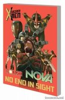 UNCANNY X-MEN/IRON MAN/ NOVA: NO END IN SIGHT TPB