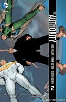 THE AUTHORITY VOL. 2 TP