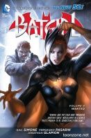 BATGIRL VOL. 4: WANTED TP
