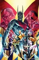 BATMAN BEYOND UNIVERSE #16