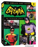 BATMAN: THE COMPLETE TELEVISION SEASON ONE DVD SET