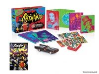 BATMAN: THE COMPLETE TELEVISION SERIES BLU-RAY AND BOOK SET