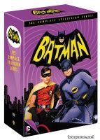 BATMAN: THE COMPLETE TELEVISION SERIES DVD SET