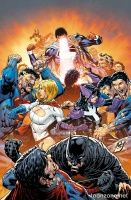 EARTH 2: WORLDS' END #7