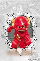 THE FLASH #36 (LEGO Variant Cover)