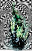 GREEN LANTERN #36
