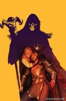HE-MAN AND THE MASTERS OF THE UNIVERSE #19