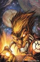 LARFLEEZE VOL. 2: THE FACE OF GREED TP