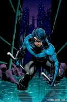 NIGHTWING VOL. 1: BLUDHAVEN TP