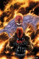 RED HOOD AND THE OUTLAWS #36
