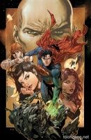 SUPERMAN – ACTION COMICS VOL. 4: HYBRID TP