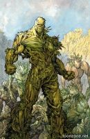 SWAMP THING VOL. 5: KILLING FIELD TP