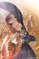 ALL-NEW CAPTAIN AMERICA #1 (Alex Ross Variant)