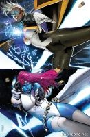AVENGERS & X-MEN: AXIS #4 (OF 9) (Variant Cover)