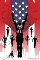 CAPTAIN AMERICA & THE MIGHTY AVENGERS #1
