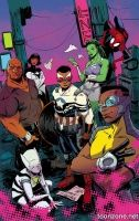 CAPTAIN AMERICA & THE MIGHTY AVENGERS #2 (Variant Cover)