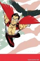 ALL-NEW CAPTAIN AMERICA #1 (Stephen Colbert Variant)