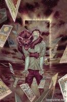 STEPHEN KING'S THE DARK TOWER: THE DRAWING OF THE THREE – THE PRISONER #4 (of 5)