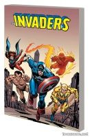 INVADERS CLASSIC: THE COMPLETE COLLECTION VOL. 2 TPB