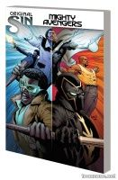 MIGHTY AVENGERS VOL. 3: ORIGINAL SIN — NOT YOUR FATHER'S AVENGERS TPB