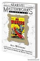 MARVEL MASTERWORKS: GOLDEN AGE ALL-WINNERS VOL. 2 TPB — VARIANT EDITION VOL. 71 (DM ONLY)