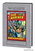 MARVEL MASTERWORKS: THE SUB-MARINER VOL. 6 HC