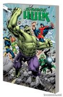 SAVAGE HULK VOL. 1: THE MAN WITHIN TPB