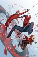 SCARLET SPIDERS #1 (of 3)