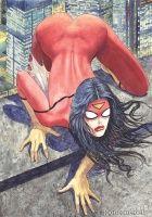 SPIDER-WOMAN #1 (Milo Manara Variant)