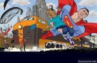 ACTION COMICS #37 (Darwyn Cooke Variant)