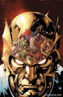 AQUAMAN AND THE OTHERS #8