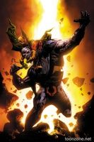 EARTH 2: WORLD'S END #9-13