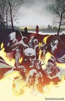 THE NEW 52: FUTURES END #31-35
