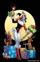 HARLEY QUINN HOLIDAY SPECIAL #1