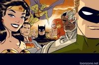 JUSTICE LEAGUE #37 (Darwyn Cooke Variant)