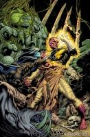 SINESTRO VOL. 1: THE DEMON WITHIN TP